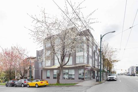 Condo for sale at 988 21st Ave W Unit 403 Vancouver British Columbia - MLS: R2360599