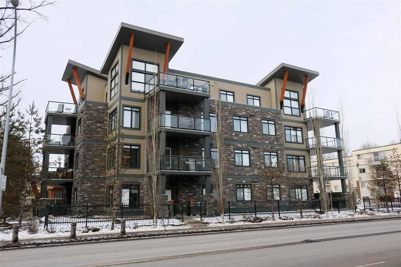 Condo for sale at 9908 84 Ave Nw Unit 403 Edmonton Alberta - MLS: E4185983