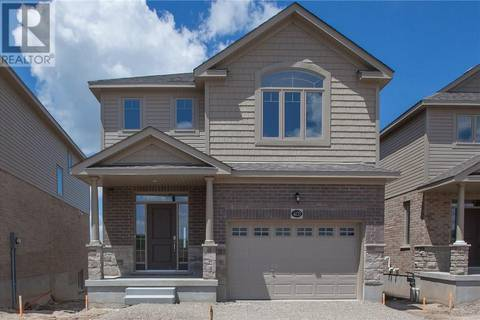House for sale at 403 Beechdrops Dr Waterloo Ontario - MLS: 30722014