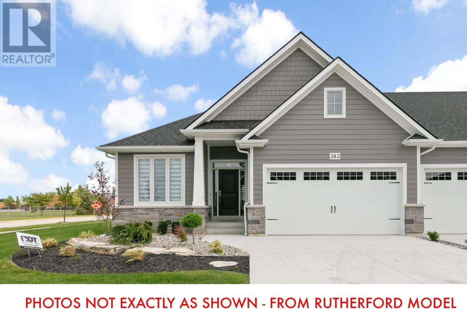 Townhouse for sale at 403 Caserta  Lakeshore Ontario - MLS: 20012831