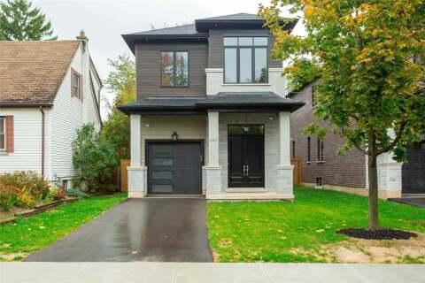 House for sale at 403 Delaware Ave Burlington Ontario - MLS: W4960734