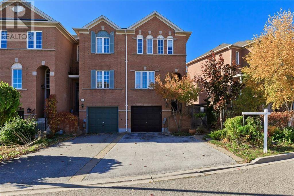 Townhouse for rent at 403 Fairgate Wy Oakville Ontario - MLS: 30774443