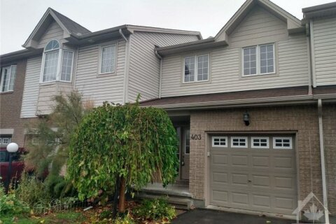 Home for rent at 403 Fosterbrook Wy Ottawa Ontario - MLS: 1215814