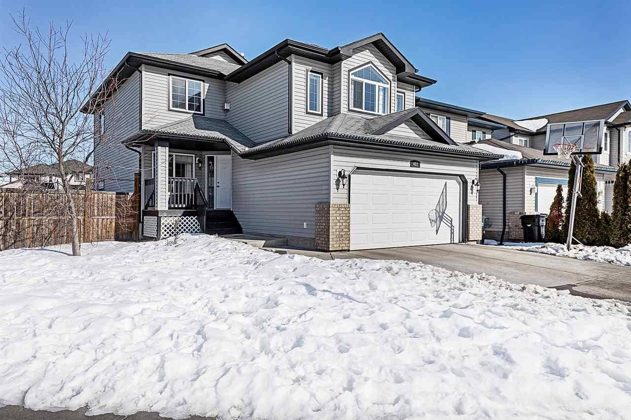 House for sale at 403 Foxtail Li Sherwood Park Alberta - MLS: E4190484
