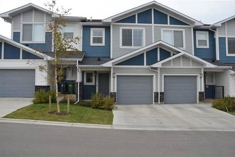 Townhouse for sale at 403 Jumping Pound Common Cochrane Alberta - MLS: C4271808