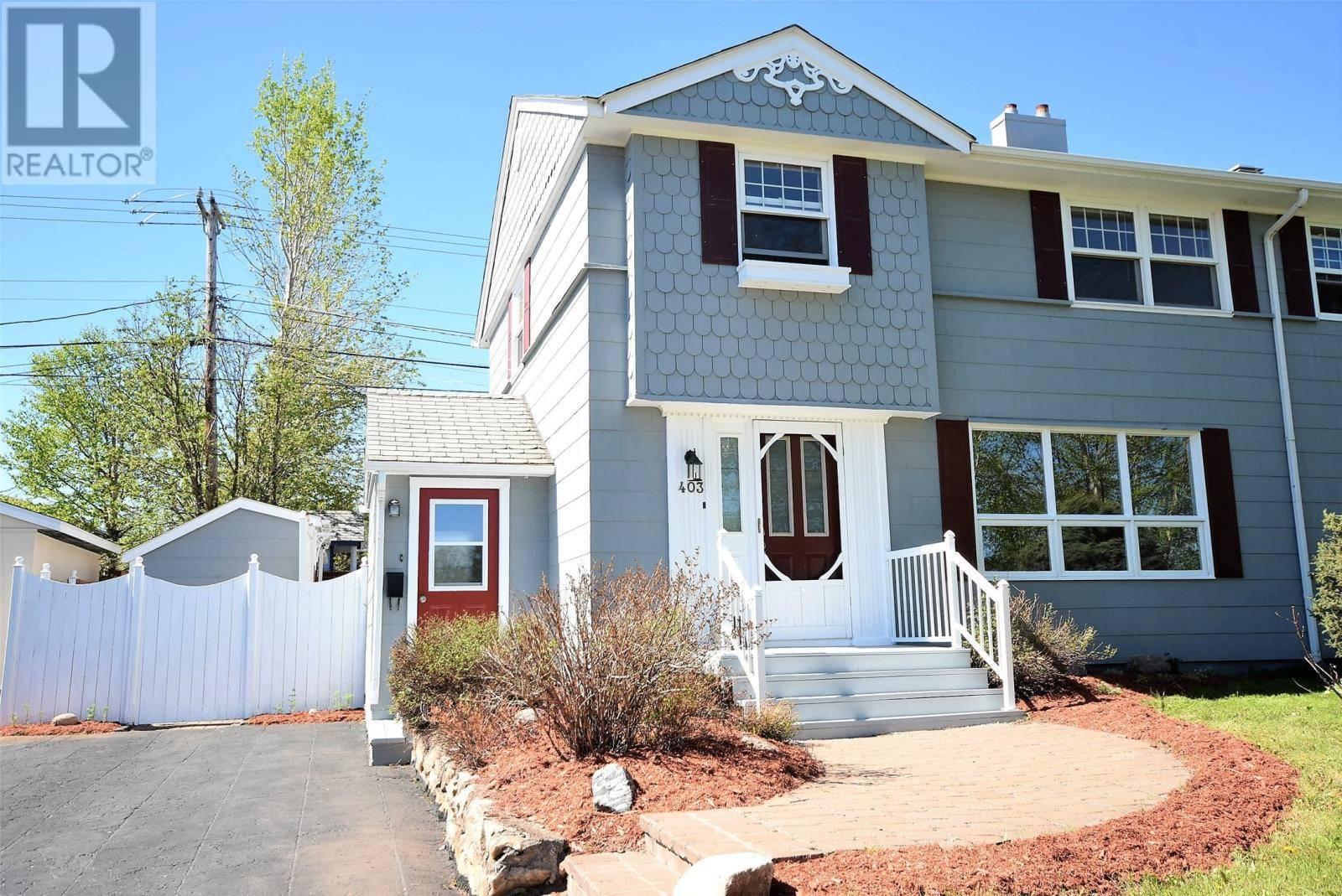 House for sale at 403 Osbourne St Labrador City Newfoundland - MLS: 1193804