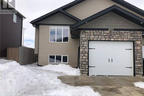 Townhouse for sale at 403 Redwood Cres Warman Saskatchewan - MLS: SK804422