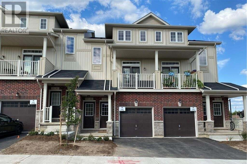 Townhouse for sale at 403 Westwood Dr Kitchener Ontario - MLS: 30827787