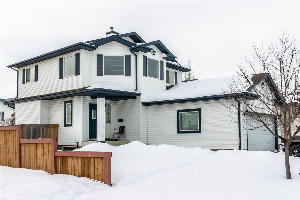 House for sale at 403 Williams Ct Nw Edmonton Alberta - MLS: E4191276