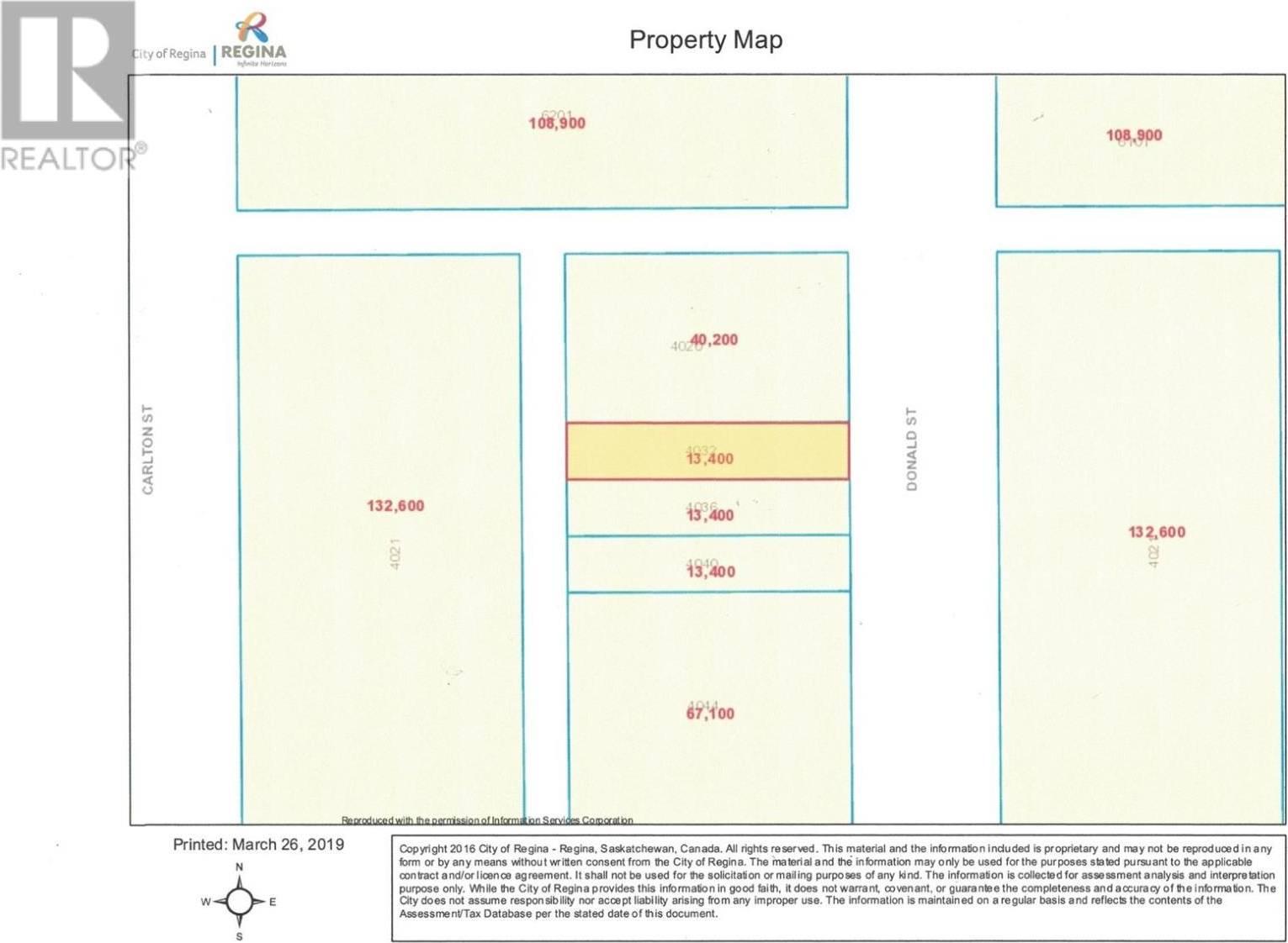 Home for sale at 4032 Donald St Regina Saskatchewan - MLS: SK755015