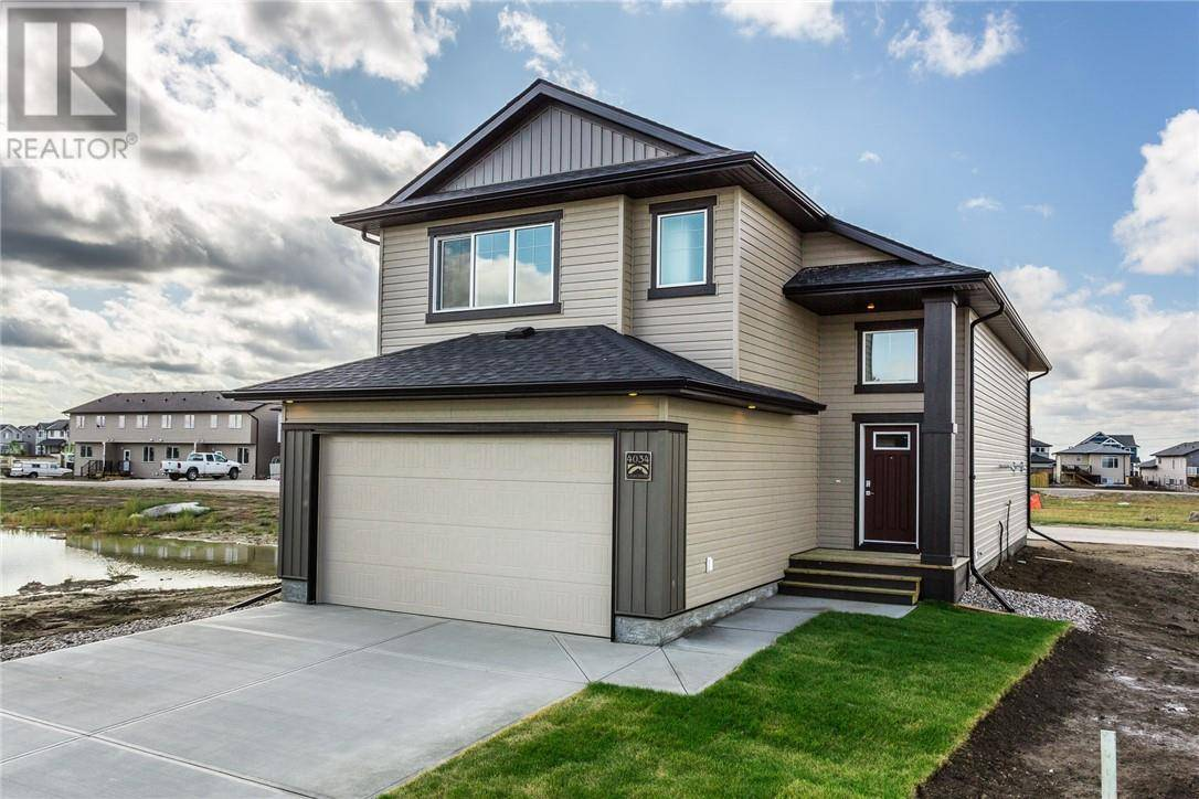 House for sale at 4034 10 St N Lethbridge Alberta - MLS: ld0184791