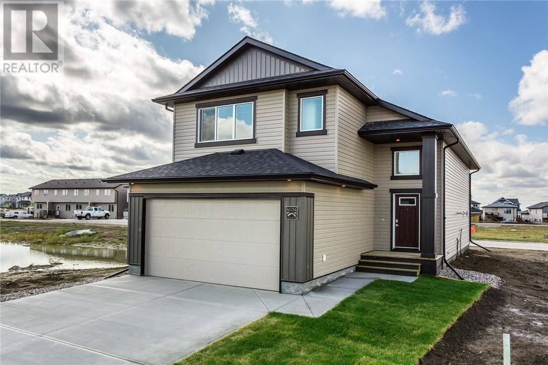 House for sale at 4034 10 St N Lethbridge Alberta - MLS: ld0191029