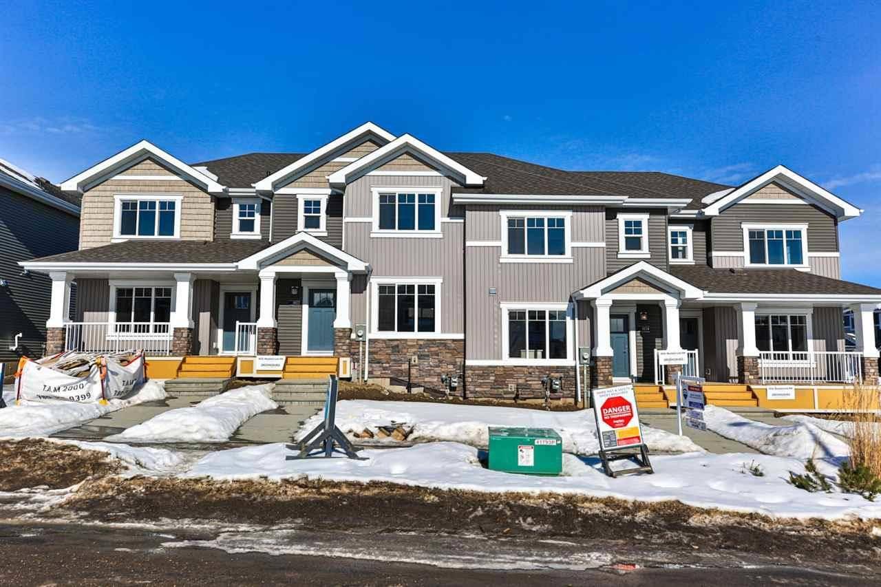 House for sale at 4034 Blackbird Li Nw Edmonton Alberta - MLS: E4188959