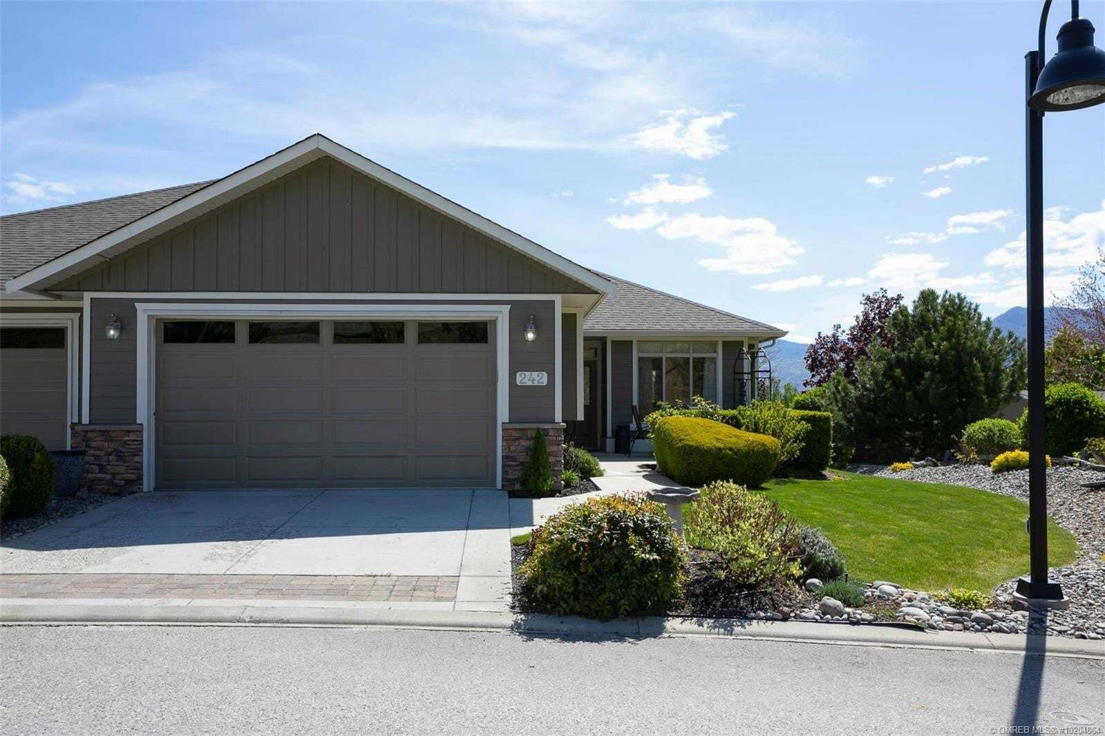 Townhouse for sale at 4035 Gellatly Rd South West Kelowna British Columbia - MLS: 10204864