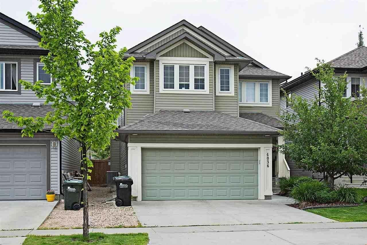 House for sale at 4036 Summerland Dr Sherwood Park Alberta - MLS: E4198643