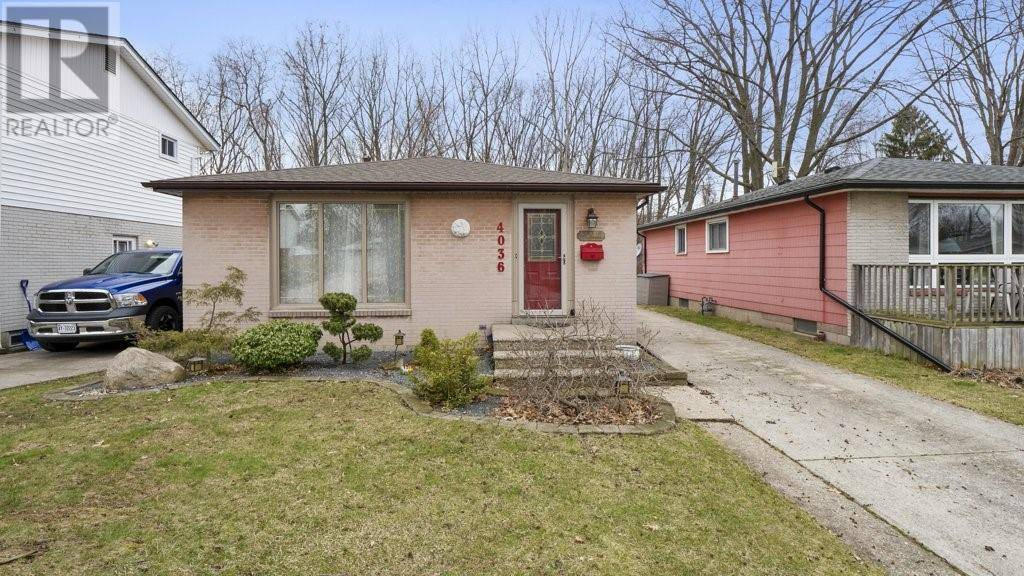 House for sale at 4036 Whitney Ave Windsor Ontario - MLS: 20003664