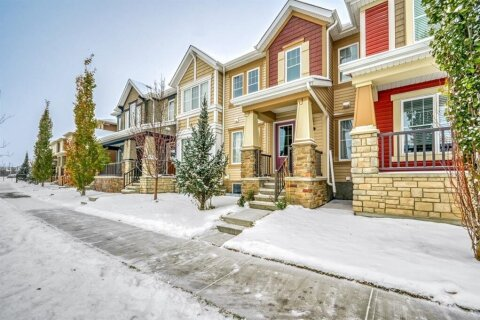 Townhouse for sale at 4036 Windsong Blvd SW Airdrie Alberta - MLS: A1044618
