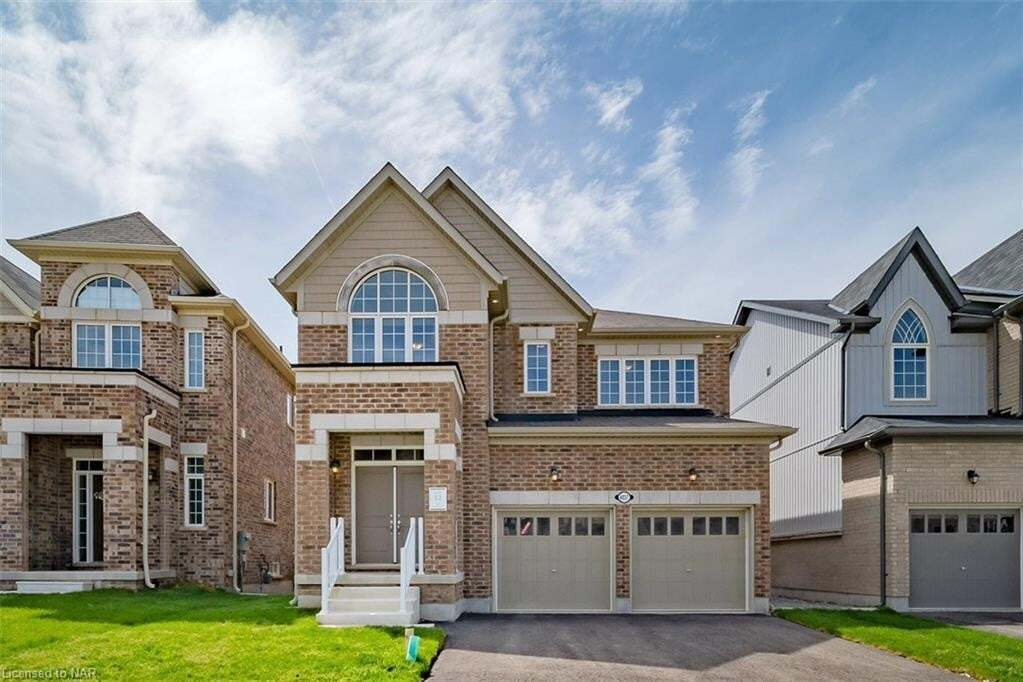 House for sale at 4037 Fracchioni Dr Beamsville Ontario - MLS: 30807757