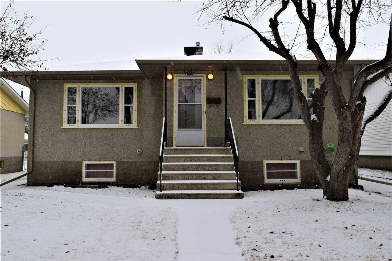 House for sale at 4038 112 Ave Nw Edmonton Alberta - MLS: E4181086