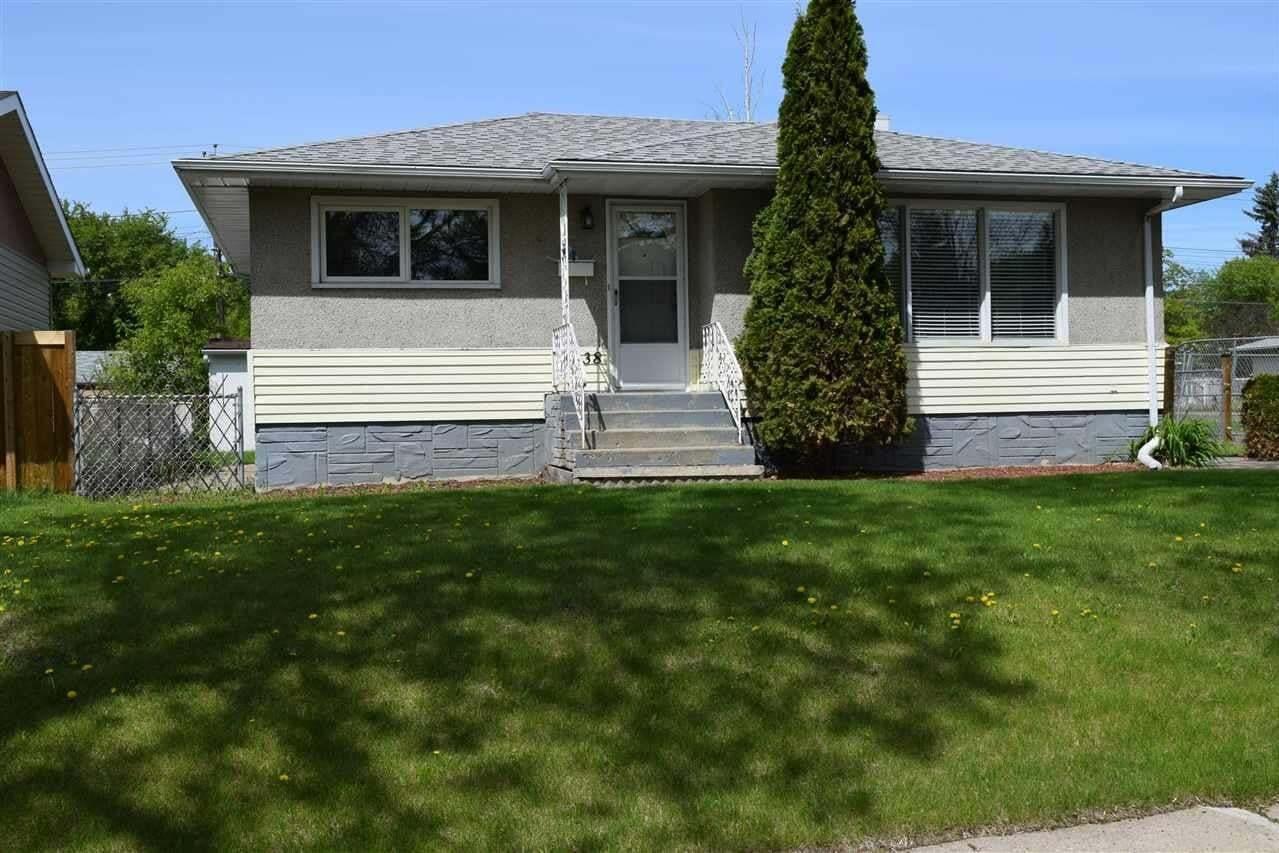 House for sale at 4038 113 Av NW Edmonton Alberta - MLS: E4199271