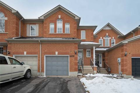 Townhouse for sale at 4039 Jarvis Cres Burlington Ontario - MLS: W4675563