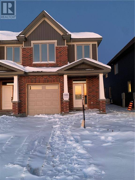 Townhouse for rent at 4039 Kelly Farm Dr Ottawa Ontario - MLS: 1182126