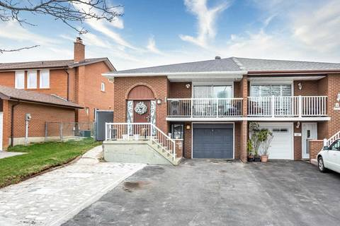 Townhouse for sale at 4039 Midhurst Ln Mississauga Ontario - MLS: W4741445