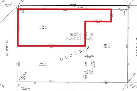 Home for sale at 404 1 Ave Southeast Black Diamond Alberta - MLS: C4270383