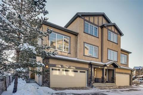 Townhouse for sale at 10 Discovery Ridge Hill(s) Southwest Unit 404 Calgary Alberta - MLS: C4278281