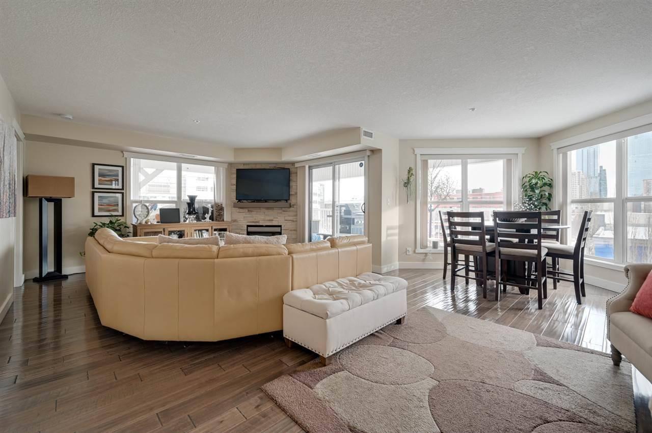Condo for sale at 10311 111 St Nw Unit 404 Edmonton Alberta - MLS: E4185878