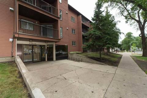 Condo for sale at 10514 92 St Nw Unit 404 Edmonton Alberta - MLS: E4119989