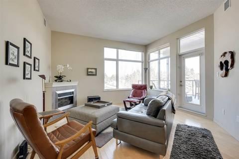 Condo for sale at 11120 68 Ave Nw Unit 404 Edmonton Alberta - MLS: E4131702