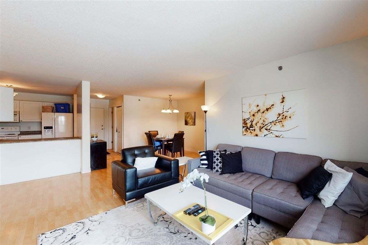 Condo for sale at 11207 116 St NW Unit 404 Edmonton Alberta - MLS: E4190101