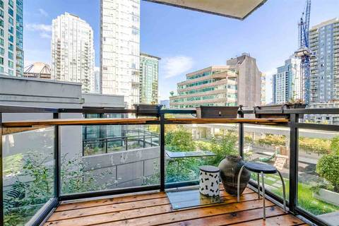 Condo for sale at 1211 Melville St Unit 404 Vancouver British Columbia - MLS: R2418281
