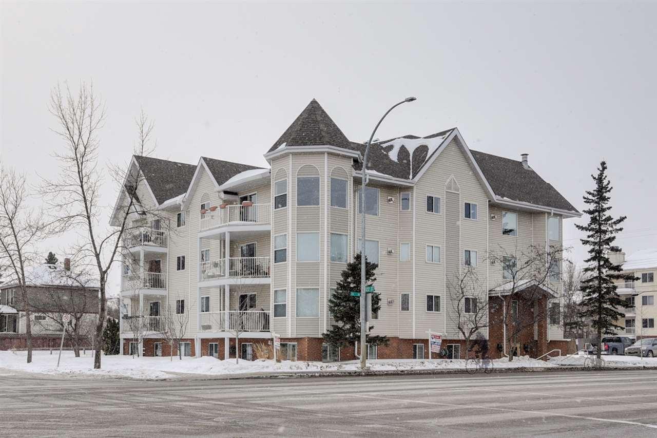 Buliding: 12205 111 Avenue, Edmonton, AB