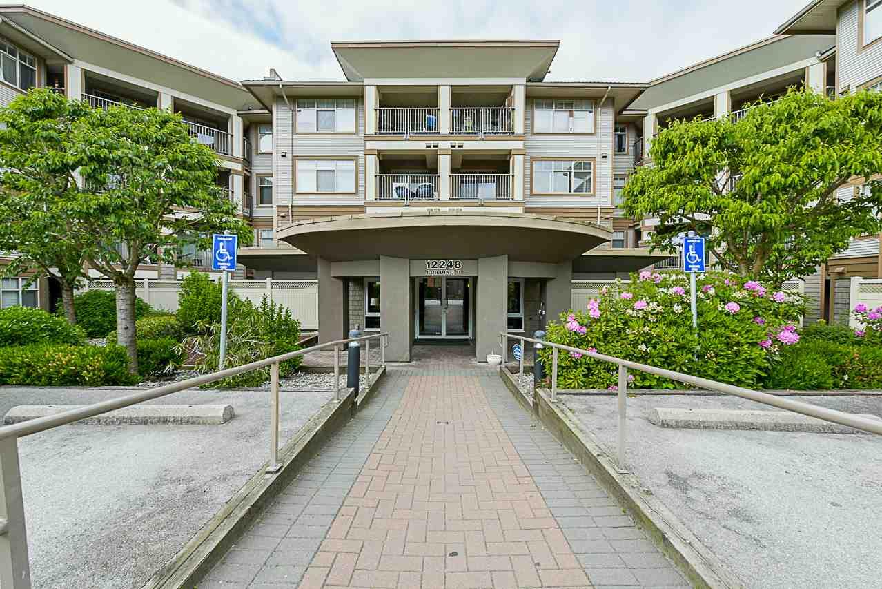 Sold: 404 - 12248 224 Street, Maple Ridge, BC