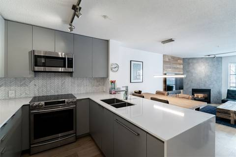 Condo for sale at 124 3rd St W Unit 404 North Vancouver British Columbia - MLS: R2429921