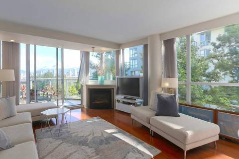 Condo for sale at 1485 6th Ave W Unit 404 Vancouver British Columbia - MLS: R2380574