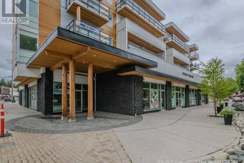 Condo for sale at 15 Canada Ave Unit 404 Duncan British Columbia - MLS: 456266