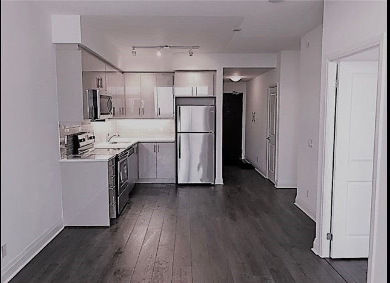 For Rent: 404 - 15 Zorra Street, Toronto, ON   1 Bed, 1 Bath Condo for $2050.00. See 6 photos!
