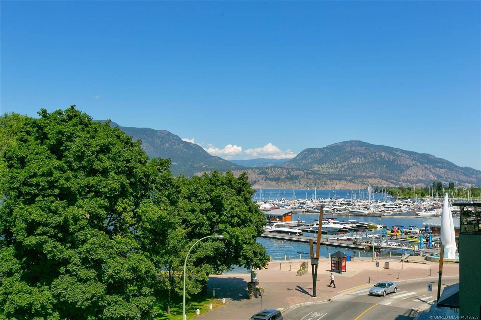 Condo for sale at 1585 Abbott St Unit 404 Kelowna British Columbia - MLS: 10193239