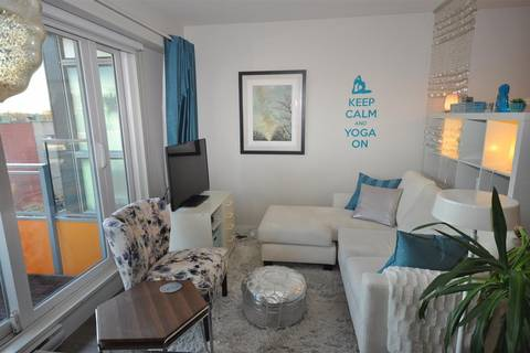 Condo for sale at 1588 Hastings St E Unit 404 Vancouver British Columbia - MLS: R2356792