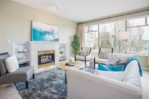 Condo for sale at 1765 Marine Dr Unit 404 West Vancouver British Columbia - MLS: R2349679