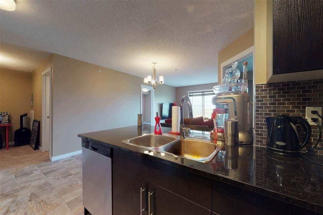 Condo for sale at 18126 77 St NW Unit 404 Edmonton Alberta - MLS: E4194233