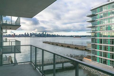 Condo for sale at 185 Victory Ship Wy Unit 404 North Vancouver British Columbia - MLS: R2387462