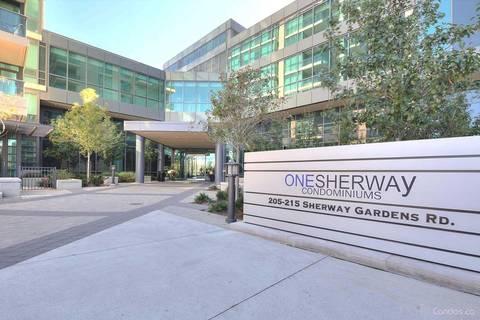 Apartment for rent at 215 Sherway Gardens Rd Unit 404 Toronto Ontario - MLS: W4699984
