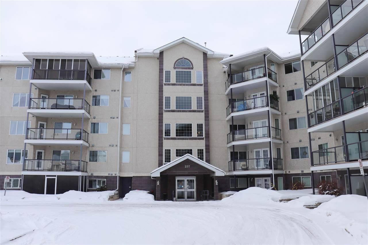 Condo for sale at 237 Youville Dr Nw Unit 404 Edmonton Alberta - MLS: E4187529