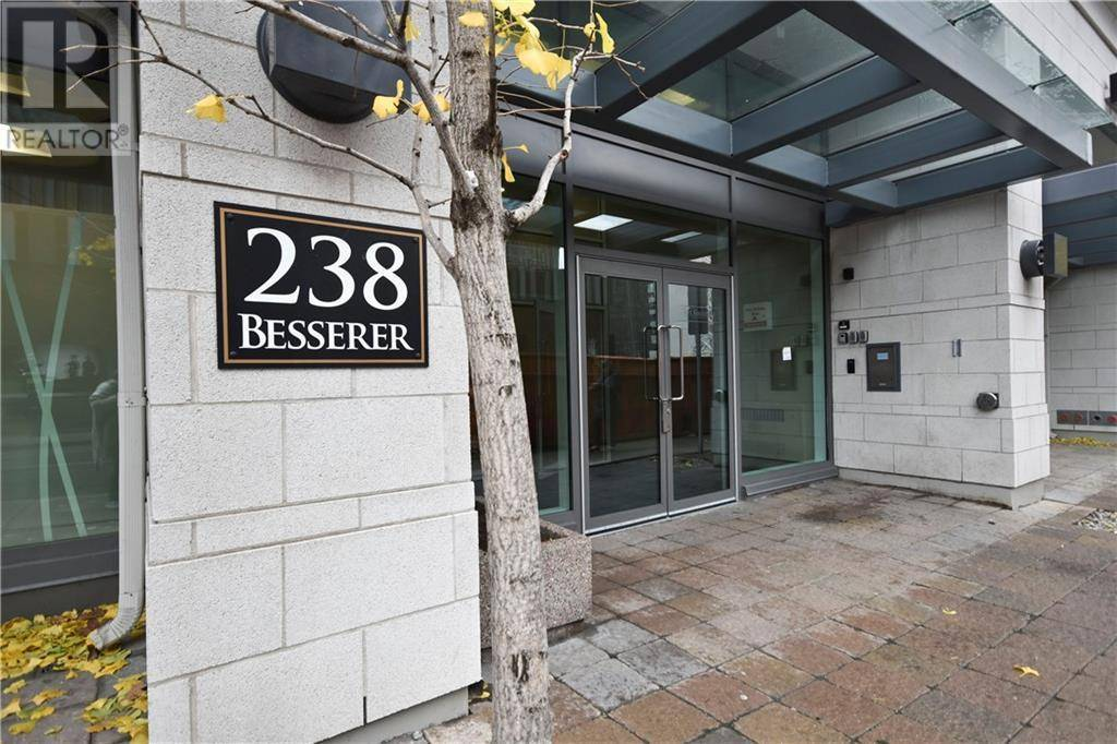 Condo for sale at 238 Besserer St Unit 404 Ottawa Ontario - MLS: 1173856
