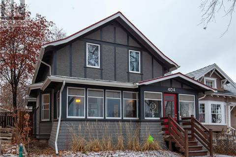 House for sale at 404 26th St W Saskatoon Saskatchewan - MLS: SK802970