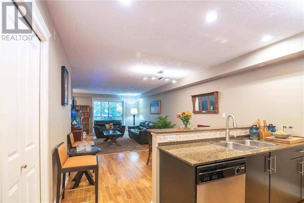 Condo for sale at 2717 Peatt Rd Unit 404 Victoria British Columbia - MLS: 418995